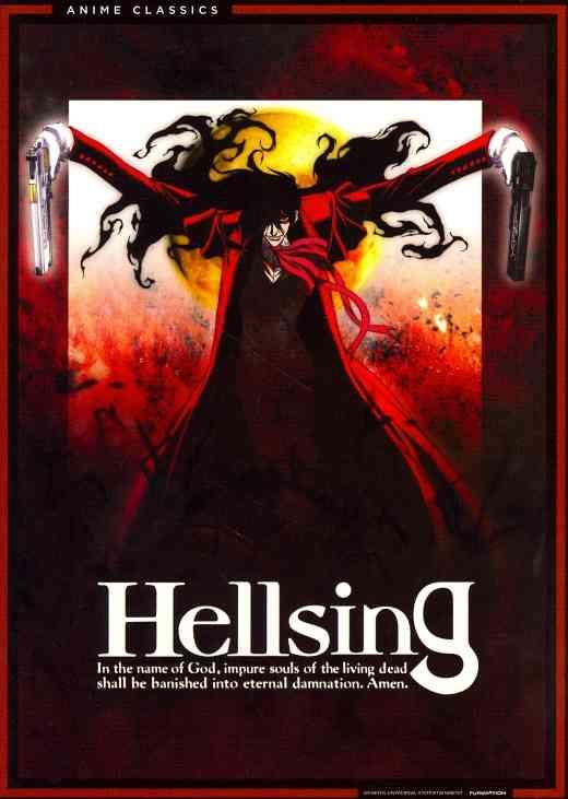 HELLSING:HELLSING SERIES (CLASSIC) BY HELLSING (DVD)