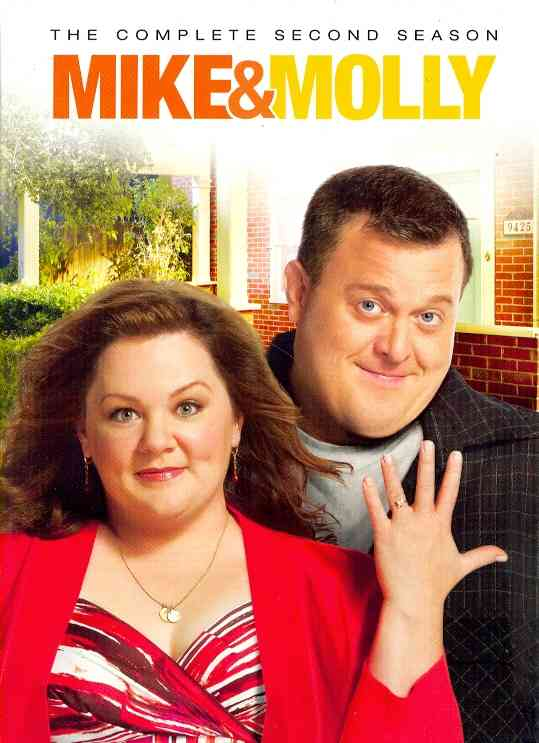 MIKE & MOLLY:COMPLETE SECOND SEASON BY MIKE & MOLLY (DVD)