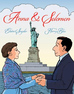 Anna & Solomon By Snyder, Elaine/ Bliss, Harry